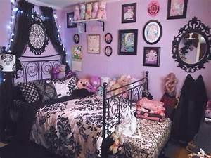 Pastel, Goth, Room, Wall, Color, Bedspread, Ish