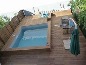 petite piscine pour terrasse arts et voyages With petite piscine pour terrasse