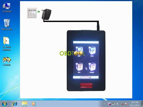 New Genius K-touch Master V5.005.003 Reset Tf Card Procedure