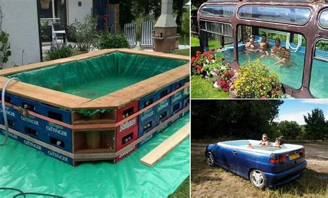 17 Cool Temporary Swimming Pools Icreatived