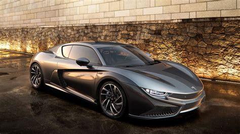 New Luxury Electric Car by 中美合作電動車 Qiantu Motors K50 美規版 2020 年美國生產 香港 Unwire Hk 玩