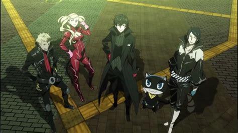 Persona 5 Animated Wallpaper - persona 5 the animation nuovo trailer sui phantom thieves