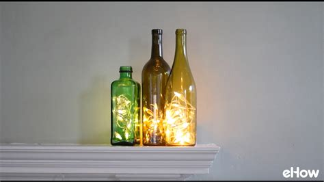 how to put lights in a wine bottle how to put lights in a wine bottle