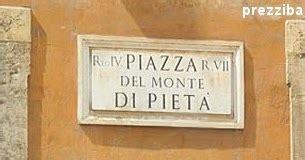 roma banco dei pegni elenco banchi dei pegni monte di piet 224 in italia