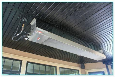 Patio Heater Under Roof
