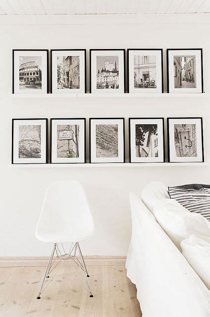 ideas   ikea ribba ledges   house digsdigs