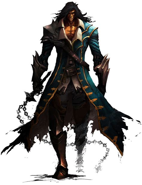 Castlevania Lords Of Shadow Mirror Of Fate Trevor