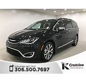 New 2018 Chrysler Pacifica Limited  Heated And Ventilated