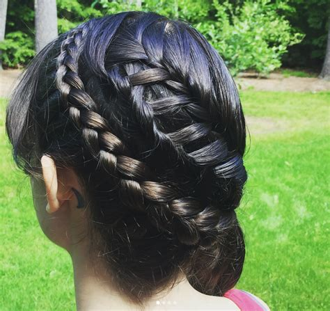 ladder braid tutorial  gorgeous ladder braid hairstyles