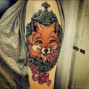 Fox Tattoos | Tattoo Designs, Tattoo Pictures | Page 22
