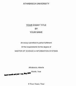 Title pages for essays research paper writing services title page