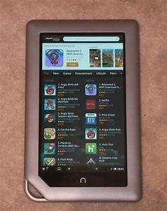 Nook, Tablet, Now, Runs, Kindle, Aldiko, U0026, More