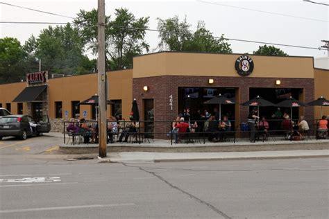 saints pub and patio