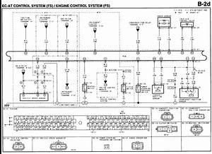 2001 Mazda Tribute Alternator Wiring Diagram
