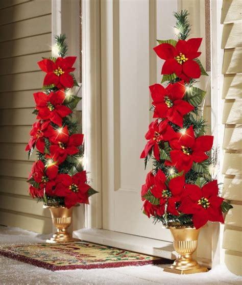 sensacional decoracion de puerta de entrada  navidad
