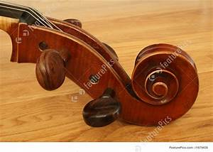 Musical Instruments: Cello Scroll - Stock Photo I1679436 ...