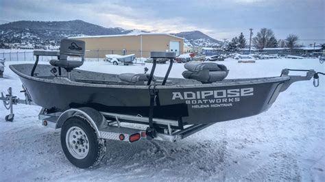 Drift Boat by Drift Boats Adipose Boatworks