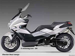 Bmw 3 Roues : un scooter 800 cm3 bmw pour 2010 moto magazine leader de l actualit de la moto et du motard ~ Melissatoandfro.com Idées de Décoration