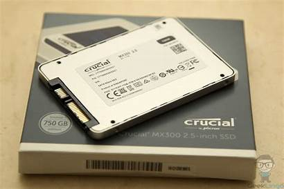 Ssd Crucial 750gb Mx300 Drive Reviewed Solid