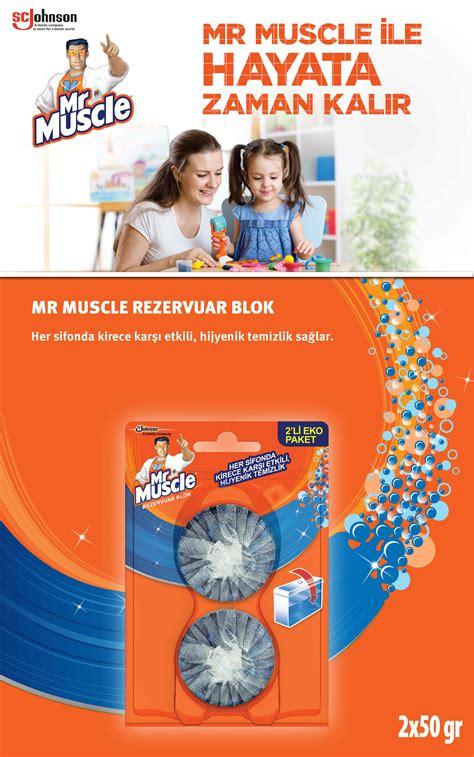 Mr Muscle Rezervuar Blok Tuvalet Temizleyici Fiyatı