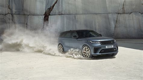 Land Rover Range Rover Velar 4k Wallpapers by Wallpaper Range Rover Velar Sva Dynamic Edition Suv 2019