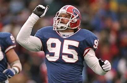 Bills Buffalo Bryce Paup Agent History Team