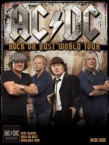 AC/DC - Rock or Bust World Tour 2016 - Blog Concerts-Metal