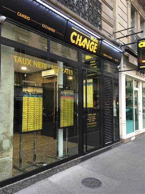adresse bureau de change multi change bureau de change 7 rue marbeuf 75008