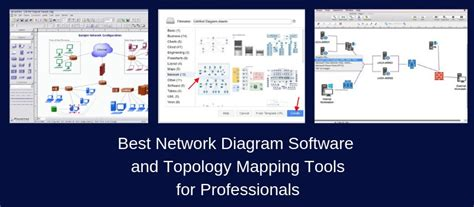 network diagram software topology mapper tools