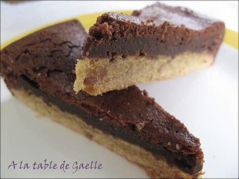 dessert beurre de cacahuete tarte chocolat beurre de cacahuete et m m s