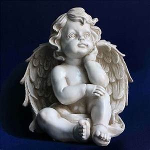 Statuette Ange Exterieur : statue ange statues anges pour ext rieur statues anges patin es ~ Teatrodelosmanantiales.com Idées de Décoration