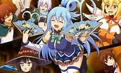 Konosuba Movie || Konsuba a Japanese Animated film ...