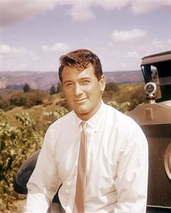 Rock Hudson Announced He Had AIDS On July 25, 1985