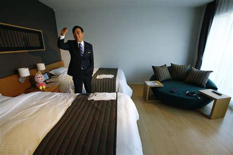 high tech hotels business insider