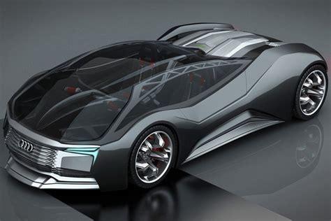 Audi F-tron Quattro, A Nuclear Powered Future Car