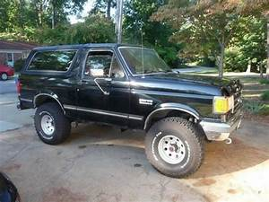 U0026 39 89 Black Ford Bronco Full Size For Sale In Williamsburg
