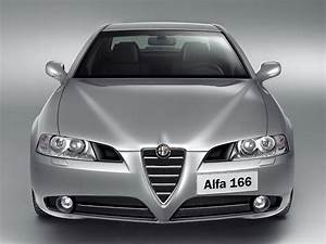 Alfa Romeo 166 Specs
