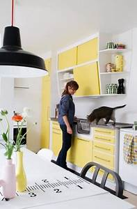 latest trends in yellow kitchen colors With kitchen cabinet trends 2018 combined with red sticker season