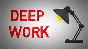 Deep Work By Cal Newport  Animated Book Summary
