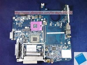 Laptop Motherboard For Acer Aspire 5715z 5315 Mbald02001