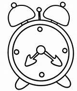 Clock Alarm Coloring Draw Drawing Clocks Cuckoo Colouring Sheet Ringing Getdrawings Analog Coloringsky Printable Digital Sheets Sky Getcolorings sketch template