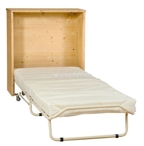 canapé lit pliant lit pliant lit en bois pliant