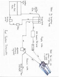 Hidden Efi Injector Plate W   8 Injectors  U2013 Instructions