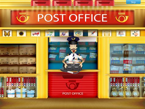 bureau post it sequencing post office app