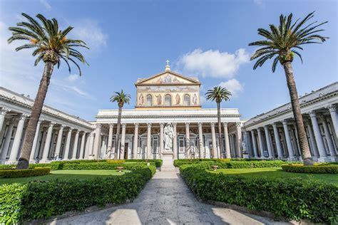 S Paolo La Basilica Di San Paolo Fuori Le Mura Mobility