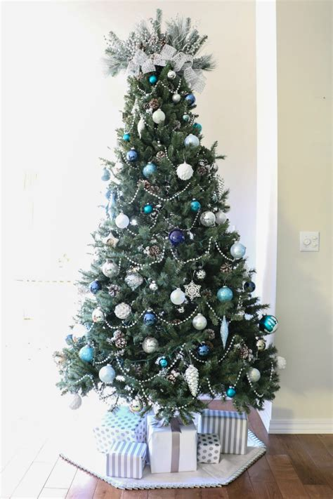 how to decorate a christmas tree from start to finish how to decorate a tree newton custom interiors