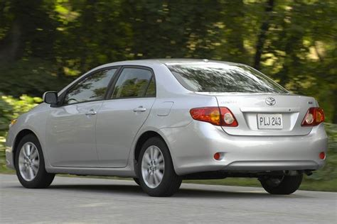 2009 Toyota Corolla Review by 2009 Toyota Corolla Used Car Review Autotrader