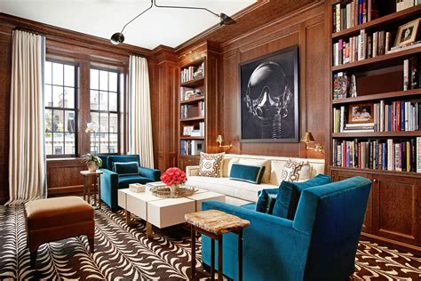 Updated New York Apartment Classic Style by A Nyc By Murphy Via Ad The Room