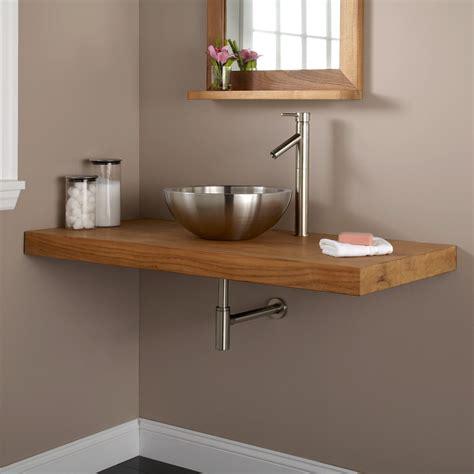 wall mount vanity top  vessel sink custom