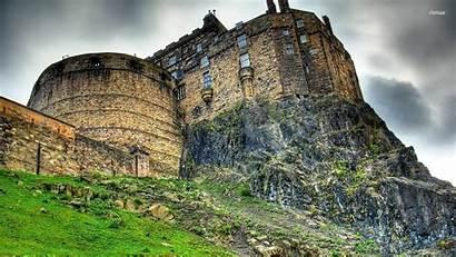Scotland Wallpapers Scottish Edinburgh Castles Computer Castle